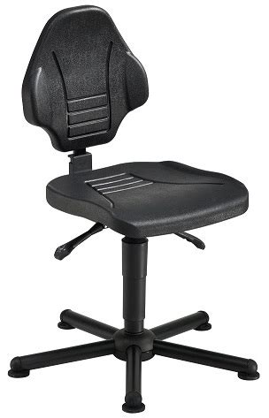chaise pour personne forte chaise atelier polyur 233 thane pour personne forte maxi 150 kgs sur patins chaise atelier personne