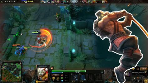 dota 2 gameplay juggernaut dota 2 gameplay 51 juggernaut german youtube