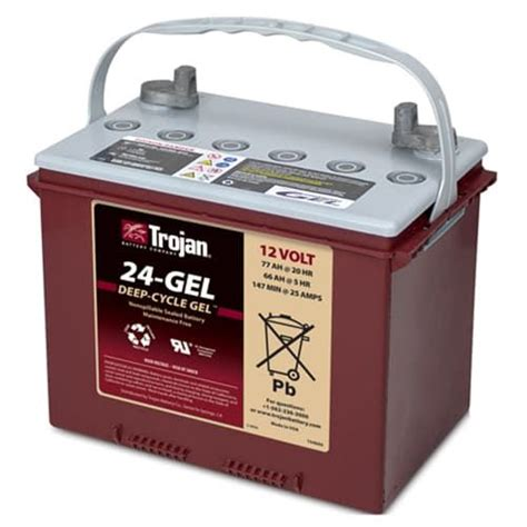 T31GEL 102 AH Trojan Battery