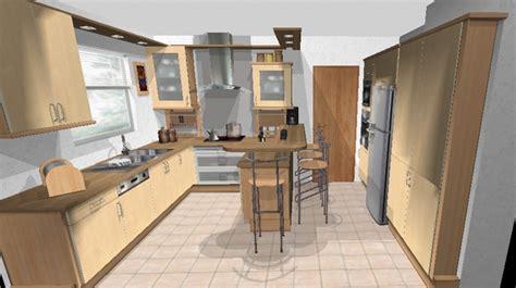 conception cuisine 3d gratuit outil de conception cuisine 28 images plan ilot