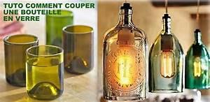 Comment Faire Du Verre : comment couper une bouteille en verre les tutos ~ Melissatoandfro.com Idées de Décoration