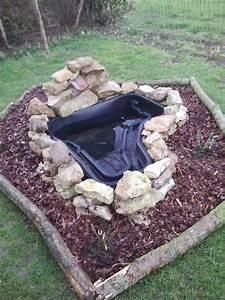 Bassin Exterieur Preforme : cr e son bassin sois m me pour pas cher au jardin ~ Premium-room.com Idées de Décoration