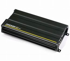 Kicker Cx600 5 Car Stereo Cx Series 5 Channel 1200 Watt