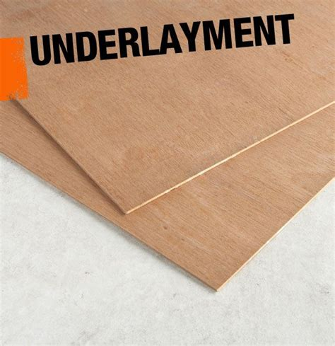 Underlayment Is Ideal For Installing Underneath Laminate
