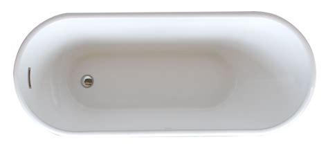 Kohler Freestanding Bath Faucet by Faucet Com Av6728ensxcwxx In White By Avano