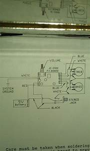 Wire Diagram For A Charvel 3b