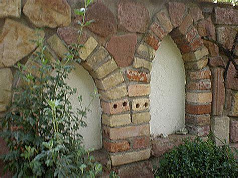 Bauanleitung Ziegelmauer Fuer Den Garten by Alte Mauerziegel Sch 246 Nes Draus Machen An Na Haus