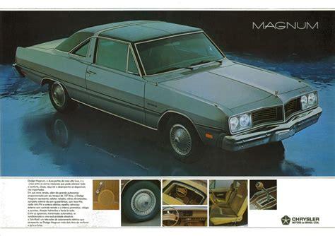 1980 Dodge Magnum  Brasil  Brazilian Classic Cars