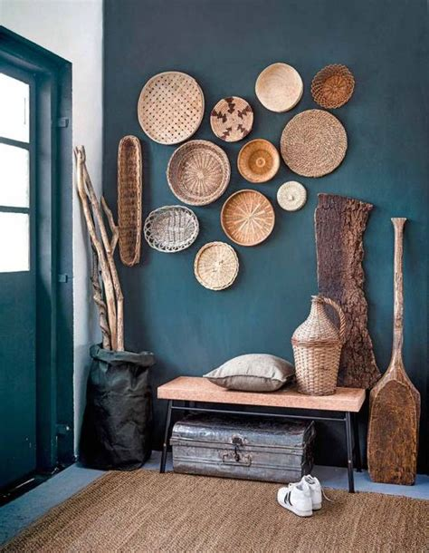 This would be a beautiful gift for a new house or any everyday. 20 Wall Basket Ideas For Eye-Catchy Wall Décor - Shelterness