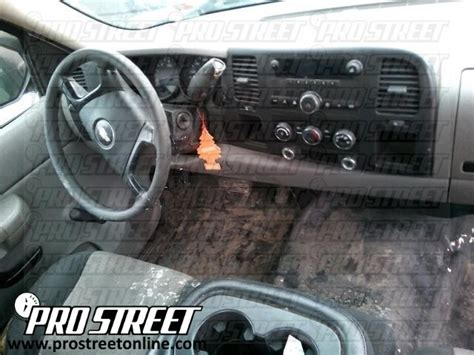 chevy tahoe stereo wiring diagram  pro street