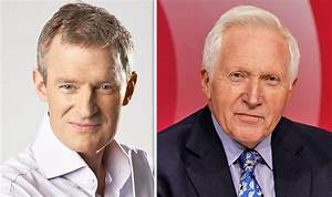 Question Time David Dimbleby replacement CONFIRMED as ...