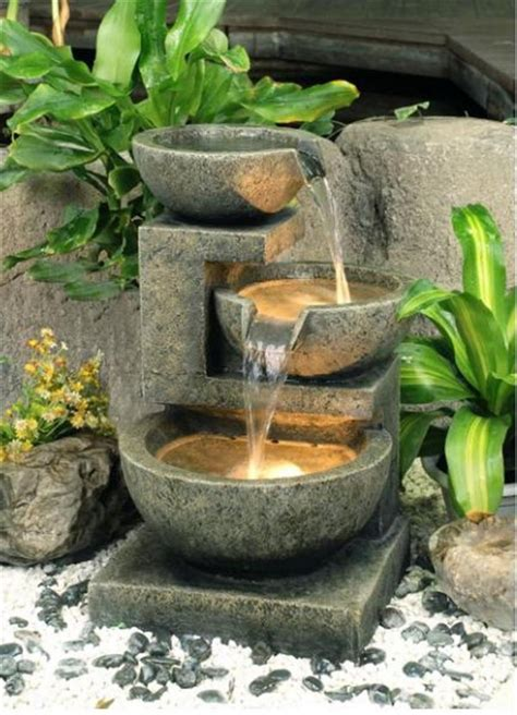 diy water fountains outdoor house easy diy project homemade water fountains for garden s focal point inspiring homemade