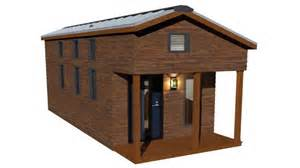 on wheels plans tiny house with two bedrooms tiny house - Cabin House Plans With Loft