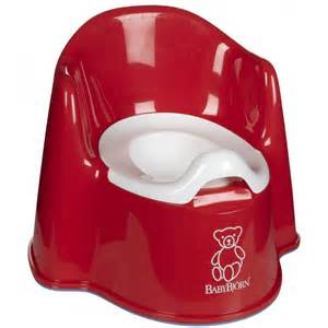 The Potty Chair by Baby Bjorn Potty Chair Toilet Bathroom