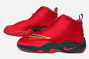 Nike Air Zoom Flight The Glove 'Miami Heat' | Sole Collector