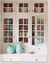 glass door cabinets Bright Glass Front Kitchen Cabinet Doors   Spotlats