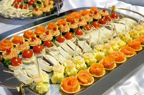 summer canapes wedding canapes and canape gallery bigday catering