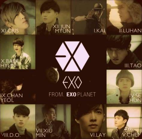 exo kpop profile exo exo k exo m all about k pop
