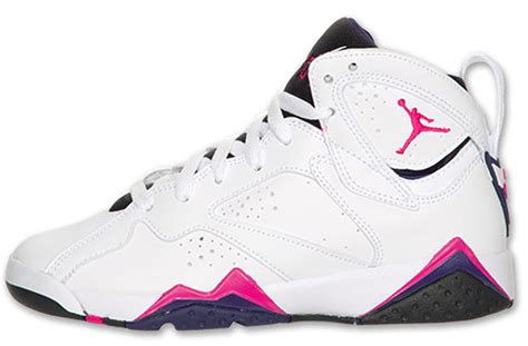 best air air retro 7 pink royal blue