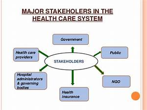 stakeholders in healthcare - Tolg.jcmanagement.co