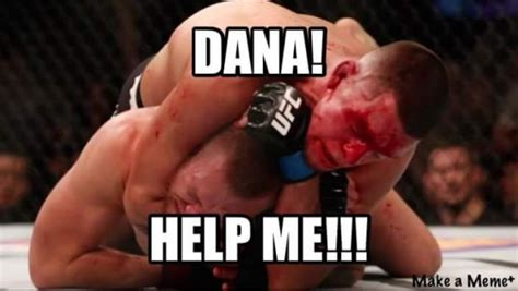 Dana Meme - nate diaz rips conor mcgregor s lastest instagram post to shreds