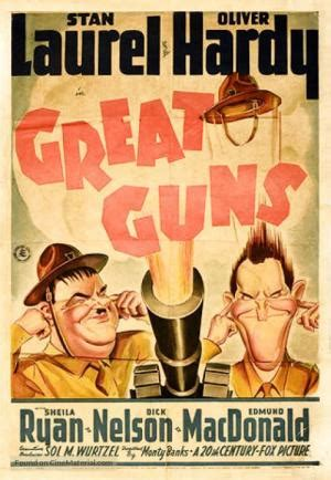 Críticas de Great Guns (1941) FilmAffinity