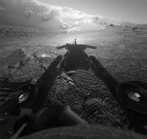 Stunning panorama from Opportunity rover on Mars marks ...
