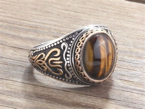 batu akik tiger eye iga202 17 best images about ring batu akik on