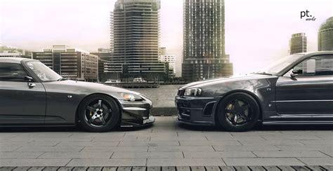 nissan s2000 nissan skyline vs honda s2000