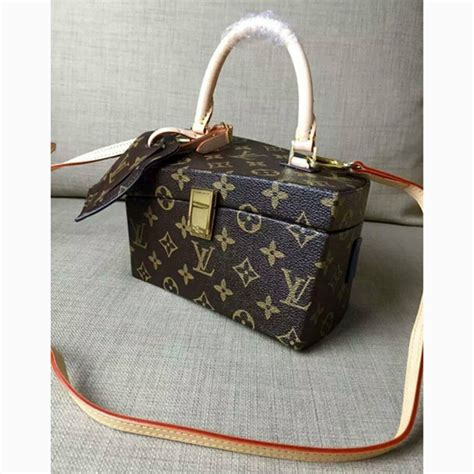 louis vuitton  twisted box  rei frank gehry tote bag monogram canvas