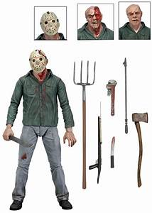 "Friday the 13th, 7"" Scale Action Figure, Ultimate, Part 3"