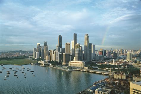 The Cityscape of Singapore - Singapore Soka Association