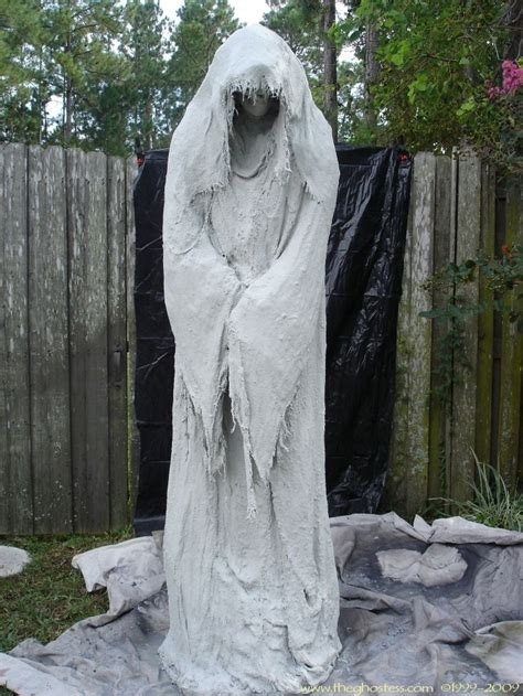 diy the most awesome ghost craft
