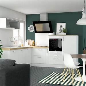Ikea Küche Abstrakt : cuisine ikea abstrakt blanc interesting ikea modern white kitchen with grytns fronts and glass ~ Markanthonyermac.com Haus und Dekorationen