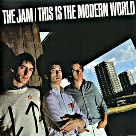 cover the jam this is the modern world