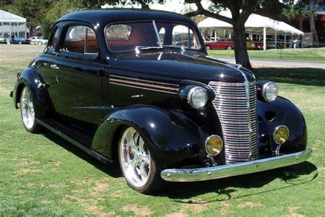 1938 Chevrolet 5window Custom Coupe 186918