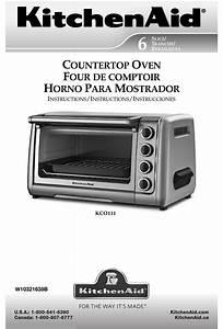 Kitchenaid Kco111ob Use  U0026 Care Manual Pdf Download