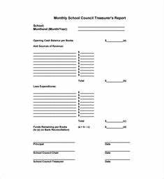 talent show program template word 20 treasurer report templates report template pto