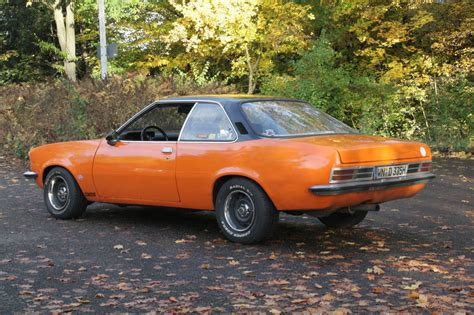 opel rekord d coupe 77 opel rekord coupe retro rides