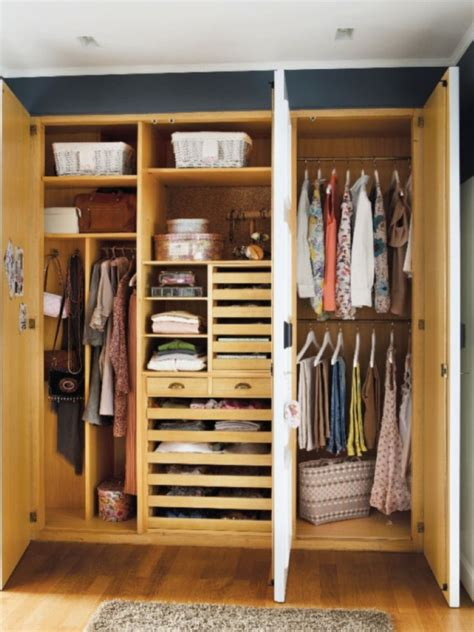 ordenar armarios revista el mueble octubre  closets