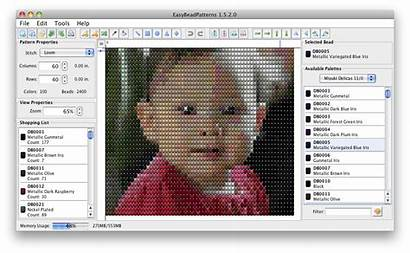 Bead Pattern Loom Patterns Beading Software Seed