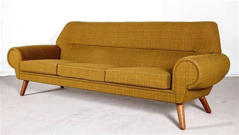 Danish Design Model 14 Sofa By Kurt Ostervig, 1962 Image 4