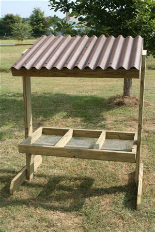trough style deer feeder georgia outdoor news forum
