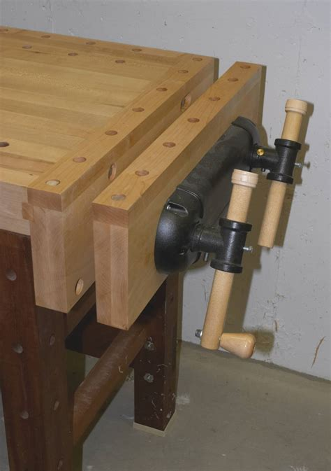 woodworking bench vice a moxon vise build from bench top wood working tools