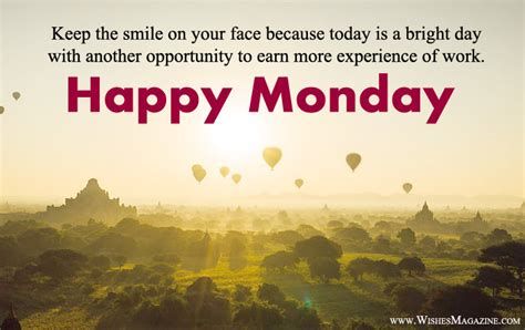 happy monday wishes monday morning messages