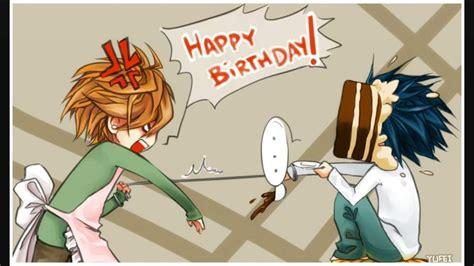 Anime Birthday Wallpaper - happy birthday ani anime amino