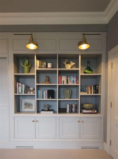 Enigma Design » Bespoke Built-in Bookcase