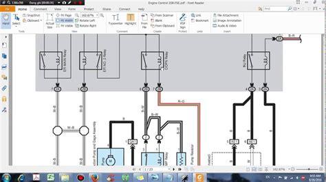 Lexus Wiring Diagram Dhtauto Youtube
