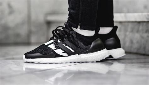 """Undefeated x adidas Ultra Boost """"Black"""" Online Links"""