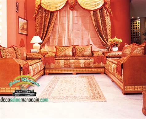 canape arabe salon marocain deco salon marocain moderne